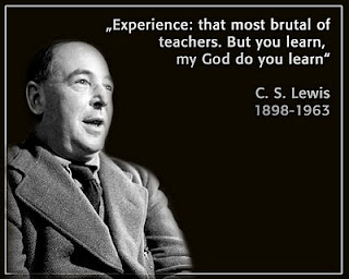 Lewis with quote